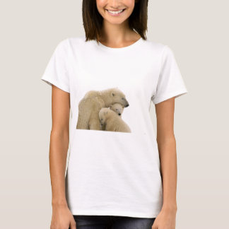 animals-polar-bear T-Shirt