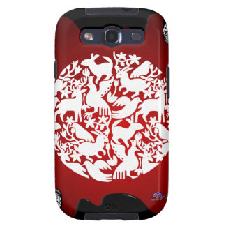 ANIMALS PRODUCTS GALAXY S3 CASE