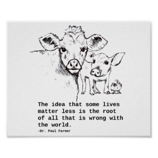 Animals Rights Poster