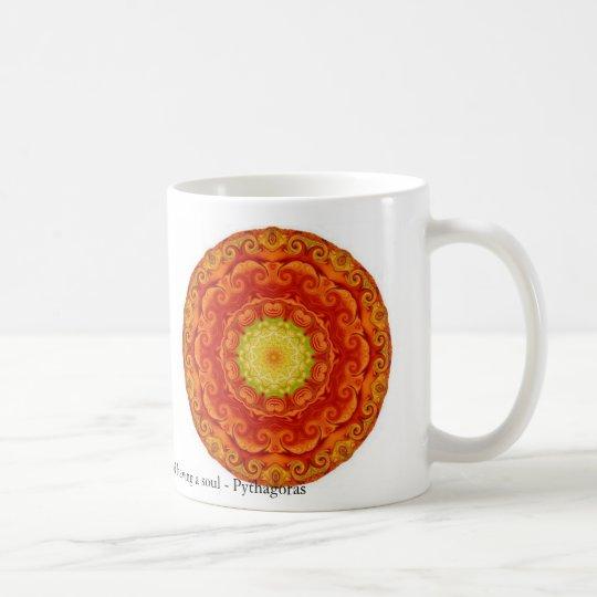 Animals share with us the privilege of having..... coffee mug