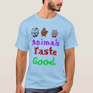 Animals Taste Good Tee