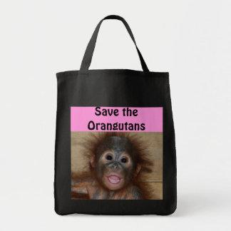 Animals Wildlife Baby Tote Bag