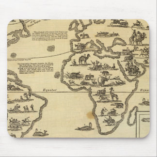 Animals World Mouse Mat
