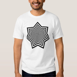 Animated 7 Star T-Shirt