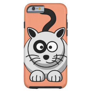 Animated Cat design Mobile case cover