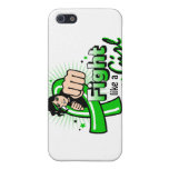 Animated Fight Like A Girl Kidney Disease Cover For iPhone 5