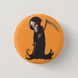 Animated Grim Reaper 3 Cm Round Badge