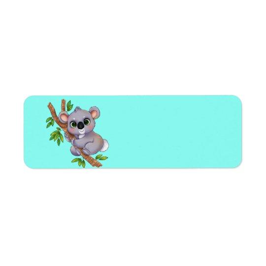 Animated Koala Bear