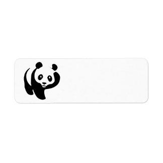 Animated Panda Bear