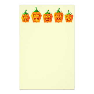 Animated Pumpkins 14 Cm X 21.5 Cm Flyer