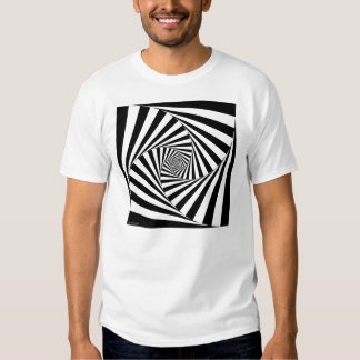 Animated Square LIVE T-Shirt