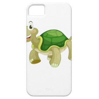 Animated turtle iPhone 5 cases