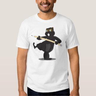 Animation Ninja (with words) T Shirt