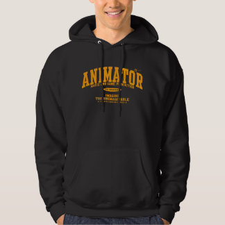 Animator Hooded Pullovers