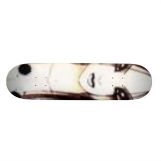ANIME ALIVE SKATEBOARD DECK