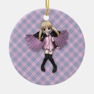 Anime Angel Ornament