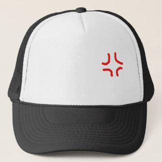 Anime ANGRY Hat