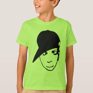 Anime B-boy. Hip Hop Gear T-Shirt