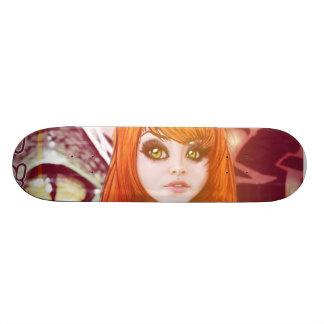 Anime board skateboard deck