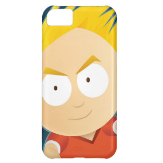 Anime Boy Full - Case-Mate iPhone 5 Barely There iPhone 5C Case