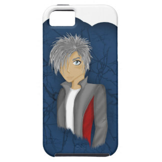 Anime Character - Flynn iPhone 5 Covers