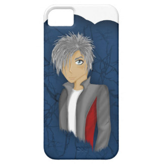 Anime Character - Flynn iPhone 5 Cases
