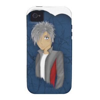 Anime Character - Flynn iPhone 4/4S Cover