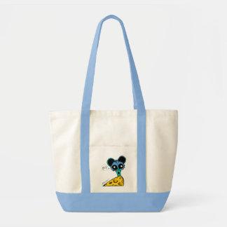 Anime Chibi Blue Mouse bag
