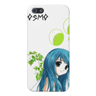 Anime, cosmo iPhone 5/5S cover