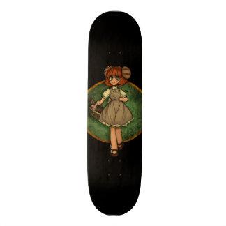 Anime Custom Girl Drawing Skateboard Decks