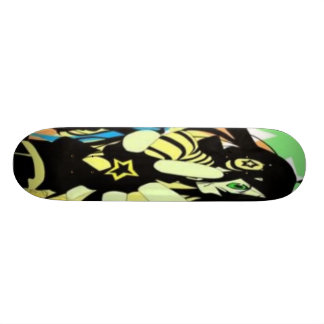 Anime Custom Skateboard