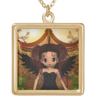 Anime Dark Angel Carmen Necklace