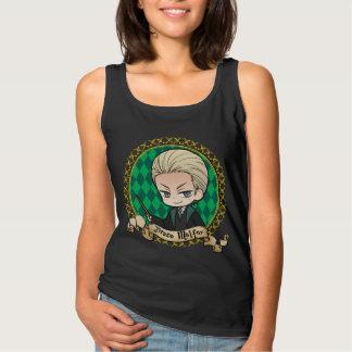 Anime Draco Malfoy Portrait Tank Top