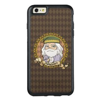 Anime Dumbledore OtterBox iPhone 6/6s Plus Case