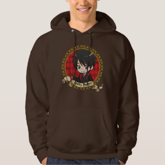 Anime Harry Potter Portrait Hoodie