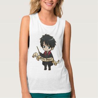 Anime Harry Potter Tank Top