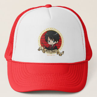 Anime Harry Potter Trucker Hat