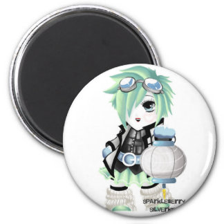 Anime Items and Apparel! 6 Cm Round Magnet