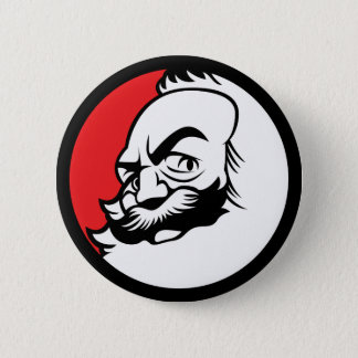 Anime Karl Marx Button