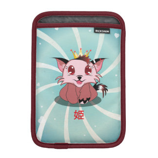 Anime Kitty - Hime, iPad Mini Sleeve