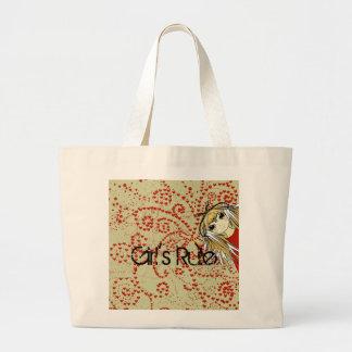 Anime Love- Tote Bags