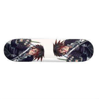 Anime Manga Artist Skateboard Deck