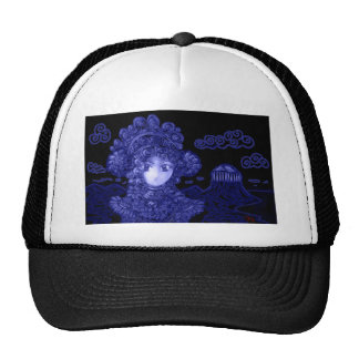 Anime / Manga Dark Gothic Princess Cap