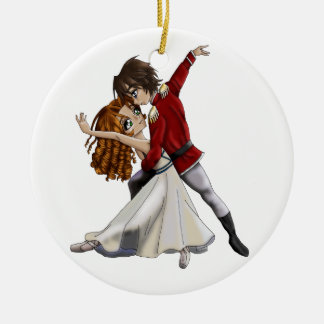 Anime Nutcracker Ornament