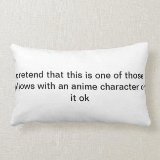 anime pillow