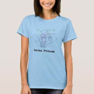Anime Princess T-Shirt
