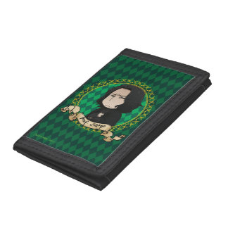 Anime Professor Snape Tri-fold Wallets