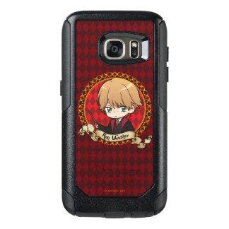 Anime Ron Weasley OtterBox Samsung Galaxy S7 Case