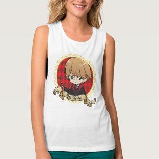 Anime Ron Weasley Portrait Tank Top