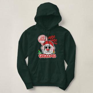Anime Santa Christmas Hoodie